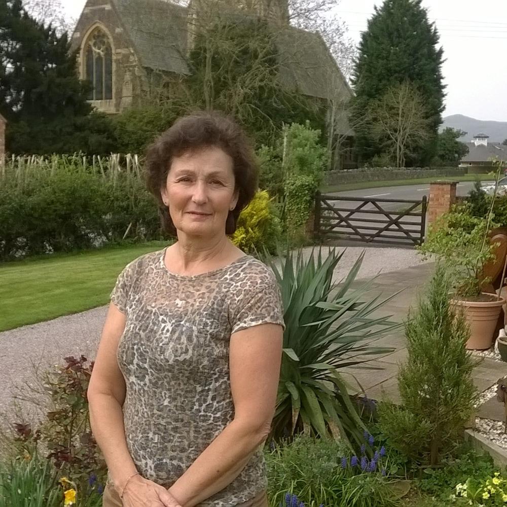 Madeleine Sumner Vice Chairman Little Malvern and Welland Parish Council